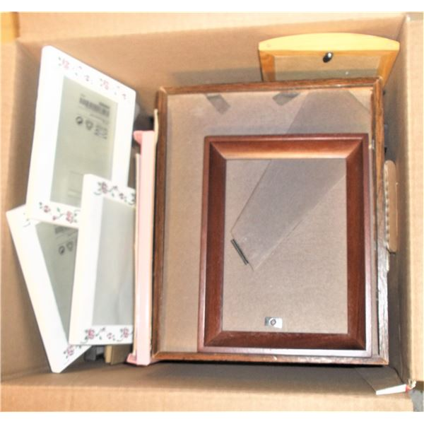 Box of Picture Frames