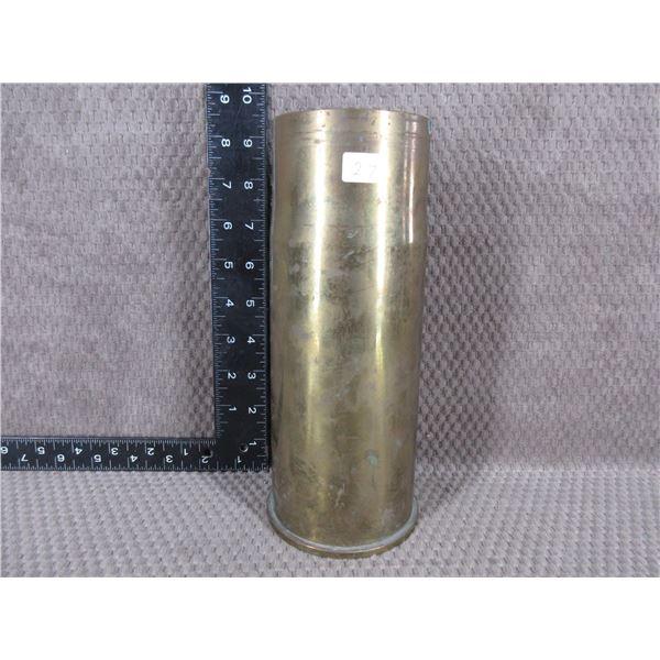 76mm ARM D.C. RW175 1980 Empty Brass Casing
