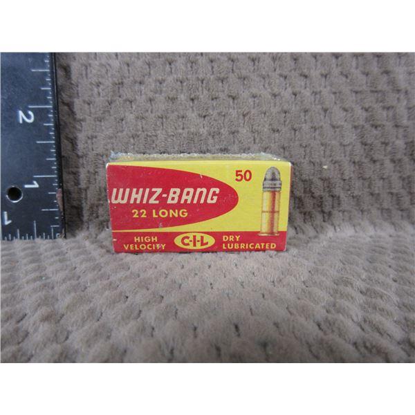 Collector Ammo - Whiz-Bang 22 Long Box of 50