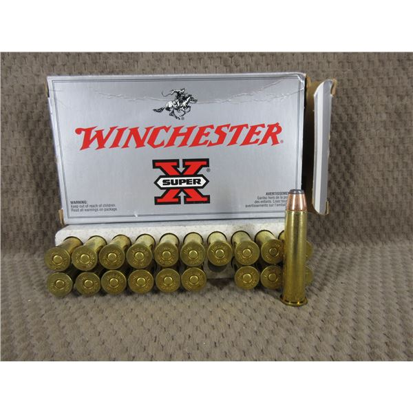 45-70 Winchester Ammo 300gr JHP - Box of 20