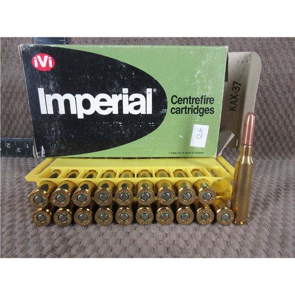 6.5X55mm Imperial 160gr SP Box of 20