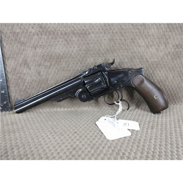 Antique - Smith & Wesson Third Model in 44 Russian