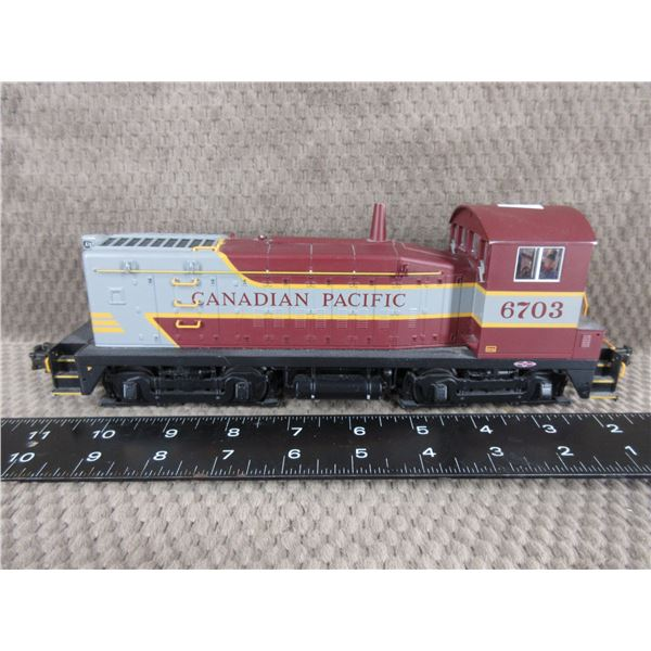 O Gauge Canadian Pacific Engine # 6703 Built by Lionel