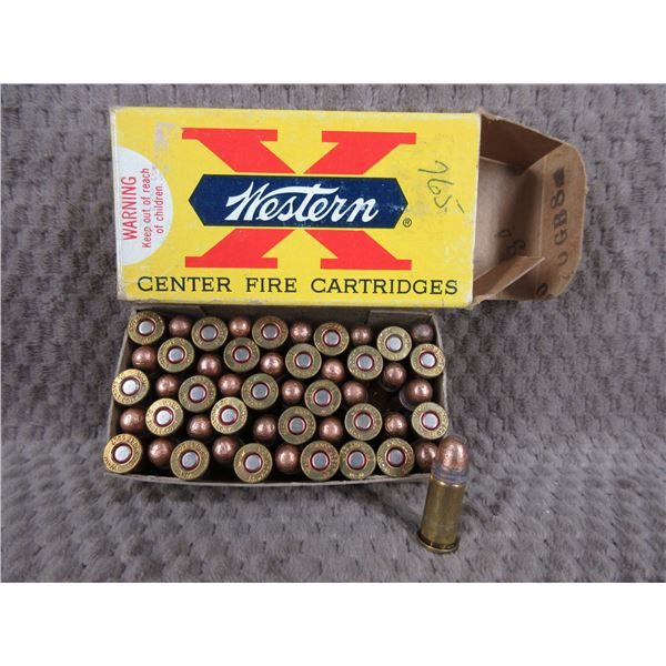 Collector Ammo Western 32 Short Colt 80gr - Box of 50