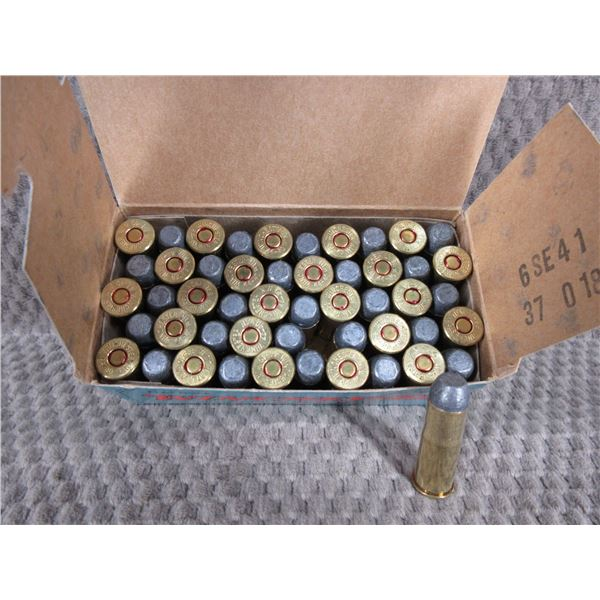 44-40 Win. Cowboy Action Load 225gr Lead - Box of 50