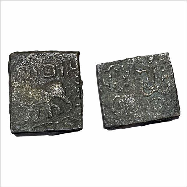 Pre-Satavahanas, Sebaka (2nd Cen. BC), Copper Unit, Vidarbha Region, 6.61g