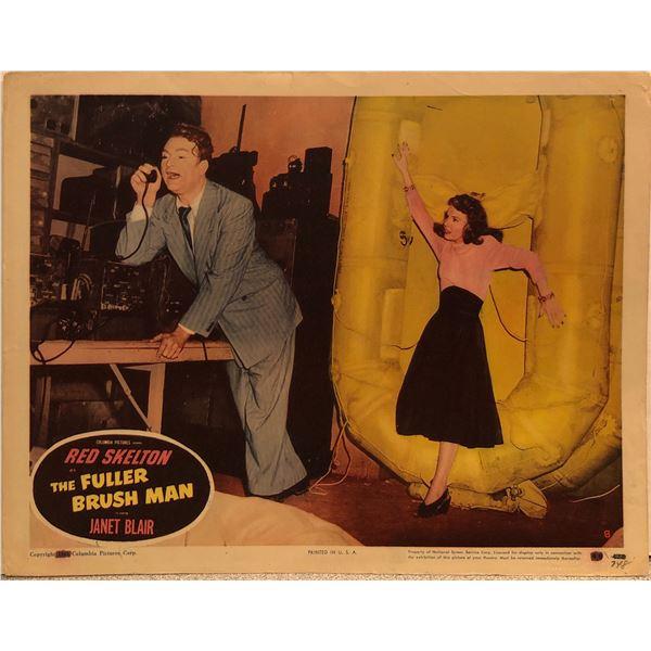 The Fuller Brush Man 1948 Original Vintage Lobby Card