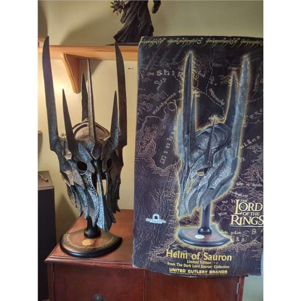 HELM OF SAURON (UNITED CUTLERY) LORD OF THE RINGS