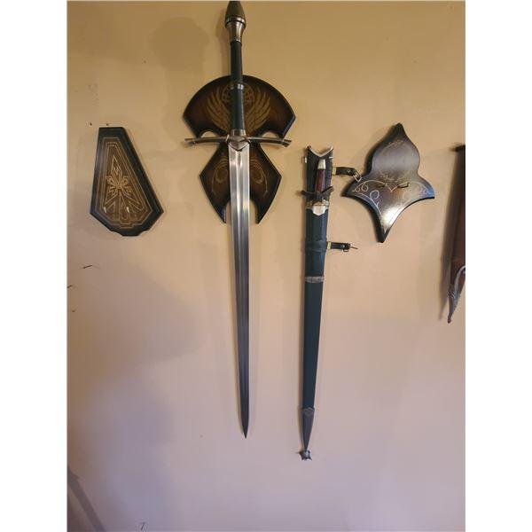 Aragorn's Strider Sword