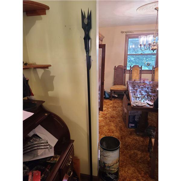 Saruman wizard staff