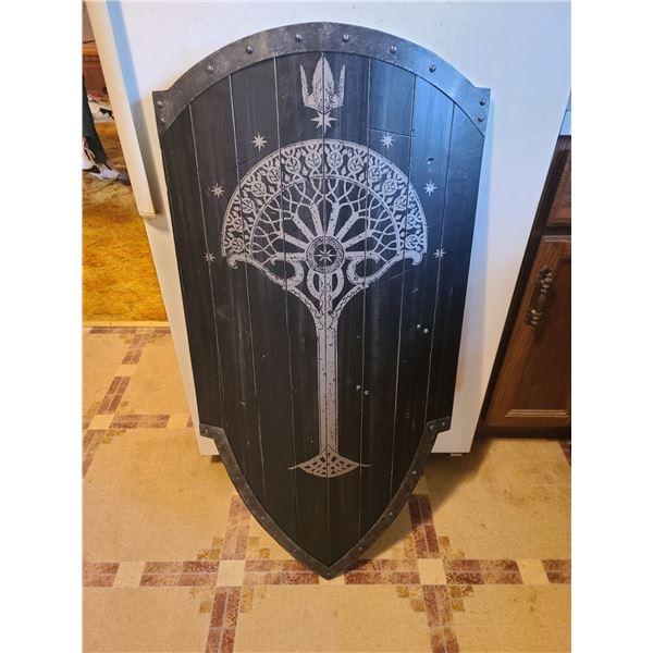 Lord of The Rings Gondorian shield - limited edition 1 of 2500 #0268