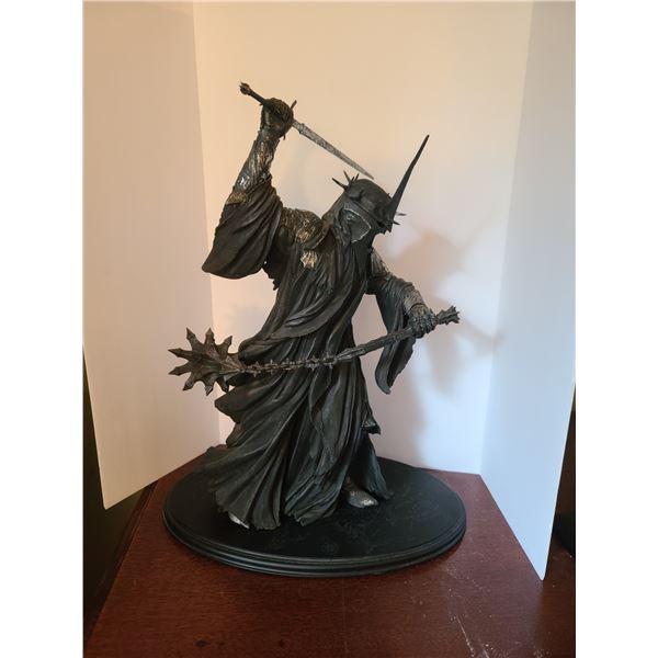 Morgul Lord Sculpture