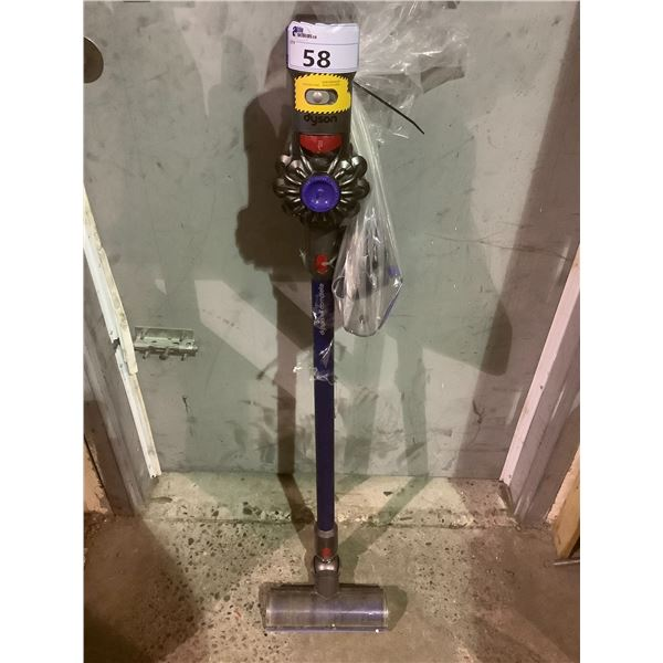 DYSON VACUUM MODEL ZR5-CA-MGW7708A (TESTED WORKING)