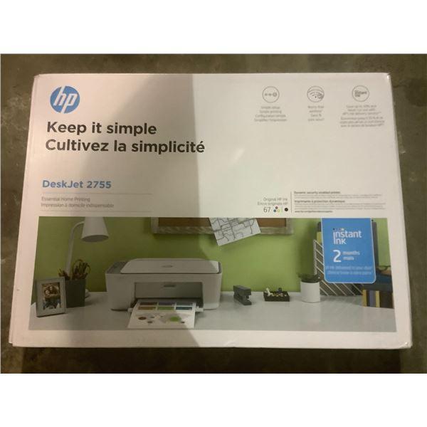 HP DESKJET 2755 PRINTER