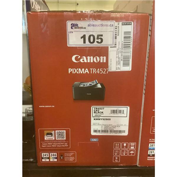 CANON PIXMA TR4527 PRINTER