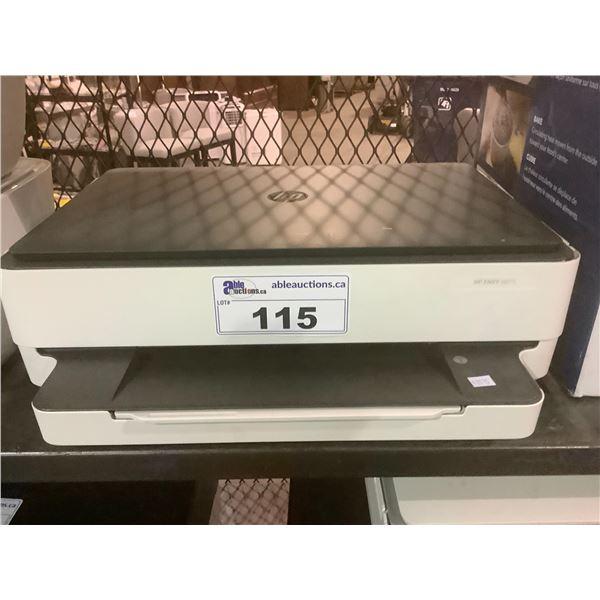 HP ENVY 6075 PRINTER (NO POWER CORD)