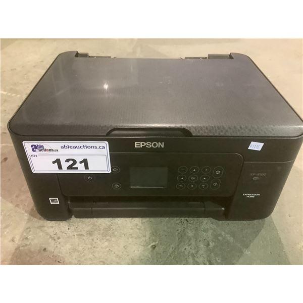 EPSON XP-4100 PRINTER (NO POWER CORD)