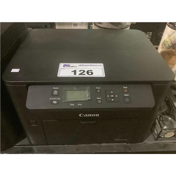 CANON IMAGE CLASS MF113W PRINTER (NO POWER CORD)