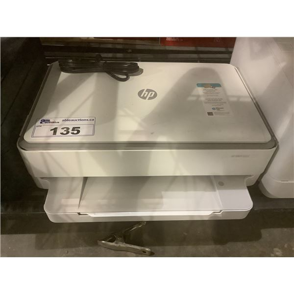 HP ENVY 6055 PRINTER (WITH POWER CORD)