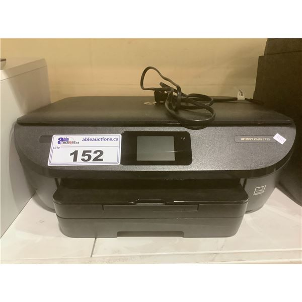 HP ENVY PHOTO 7155 PRINTER (WITH POWER CORD)