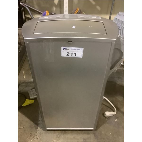INSIGNIA 14,000 BTU PORTABLE AIR CONDITIONER MODEL NS-AC14PWH9-C (TESTED WORKING)