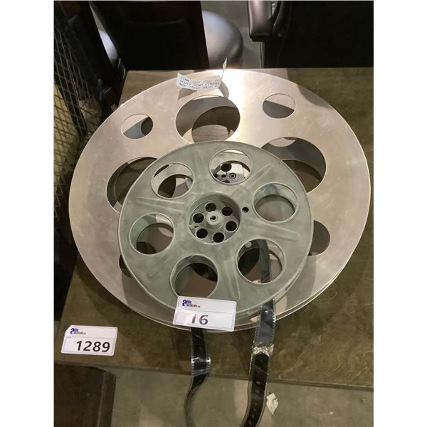 35MM 5000 FOOT REEL FROM SCOTT 72ND CINEMA WHICH IS NOW STEVE NASH FITNESS