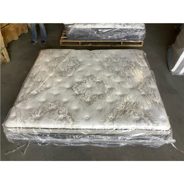 BEAUTYREST IMPERIAL COLLECTION KING SIZE MATTRESS