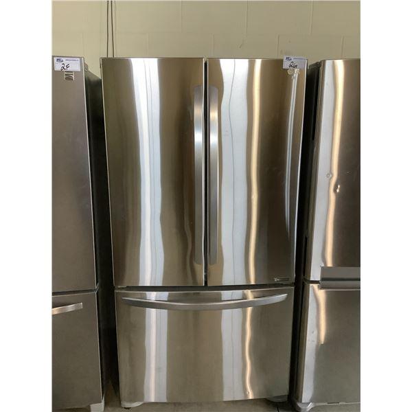 LG STAINLESS STEEL FRENCH DOOR FRIDGE MODEL #LFC21776ST
