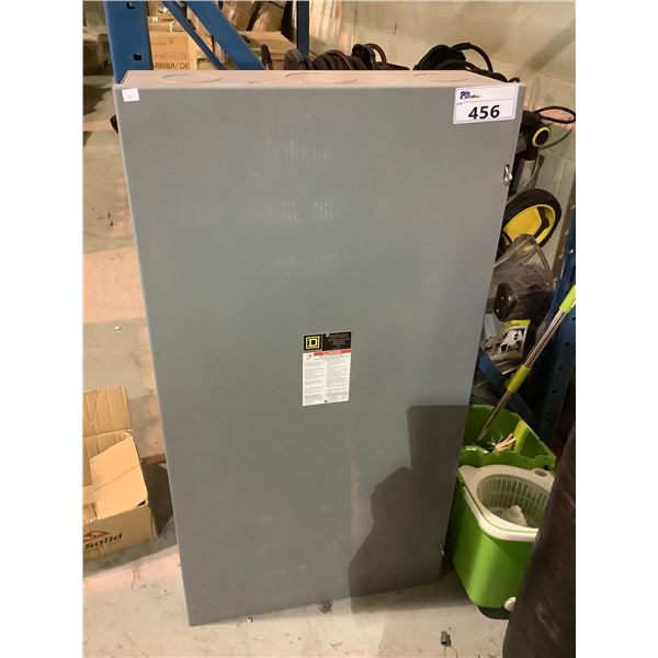 SQUARE D GENERAL DUTY SAFETY SWITCH 240VAC