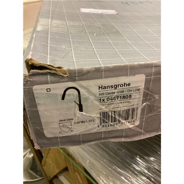 HANSGROHE HG CENTO KHM MODEL 04571805 FAUCET