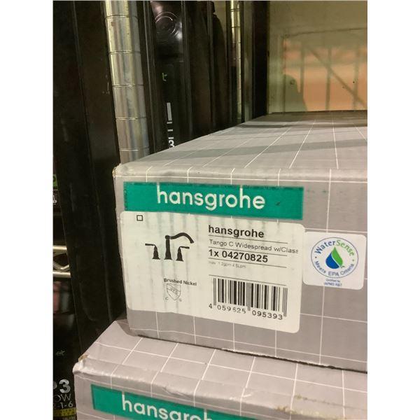 HANSGROHE TANGO C WIDESPREAD MODEL 04270825 FAUCET