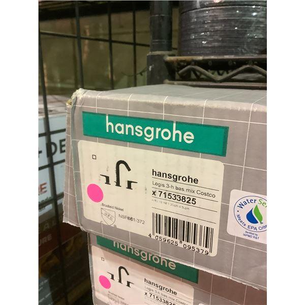 HANSGROHE LOGIS 3-H BAS MIX MODEL 71533005 FAUCET