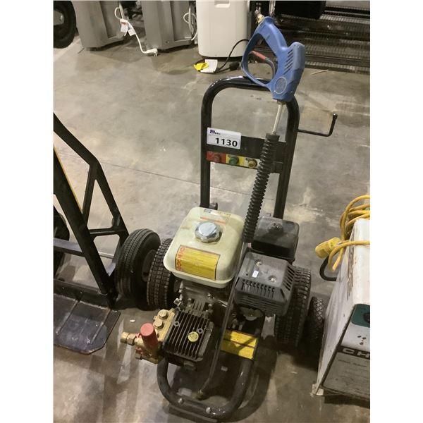 GAS POWERED PRESSURE WASHER WITH HONDA GX200 MOTOR