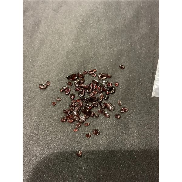 NATURAL GARNET 38.73CT, FREE FORM, VS CLARITY, BRAZIL, UNTREATED