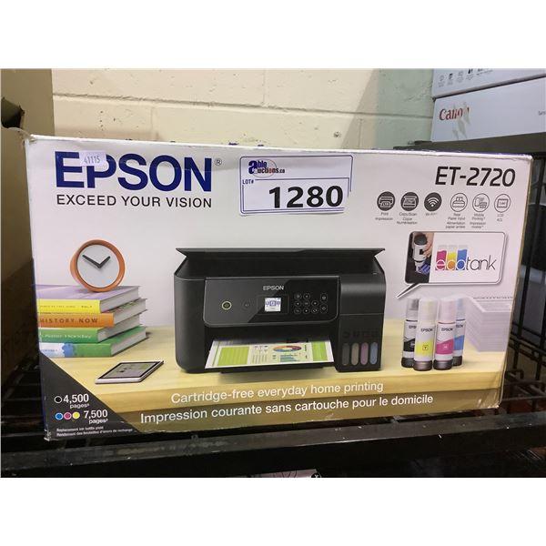 EPSON ET-2720 PRINTER