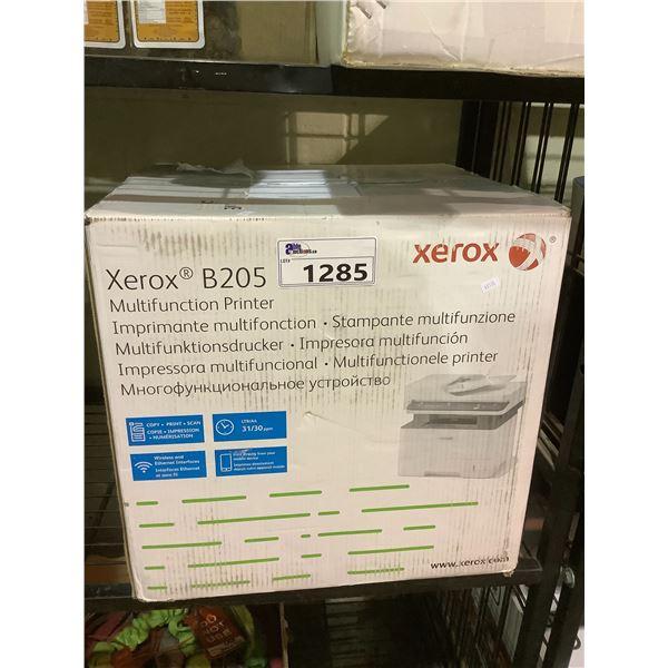 XEROX B205 PRINTER