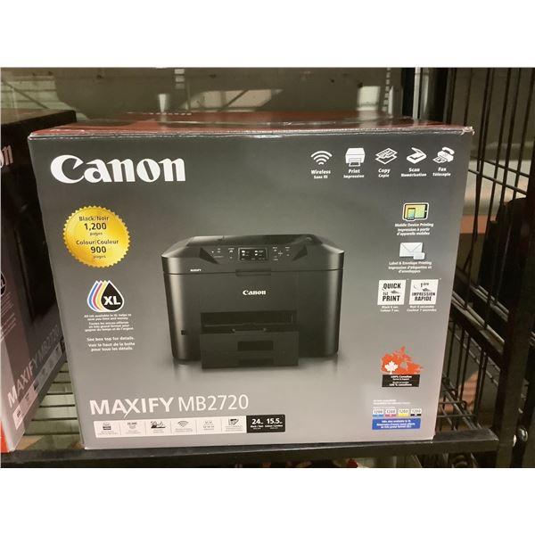 CANON MAXIMA MB2720 PRINTER