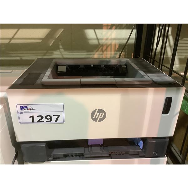 HP PRINTER OUT OF BOX (NO POWER CORD) MODEL # UNKNOWN, MISSING PIECES