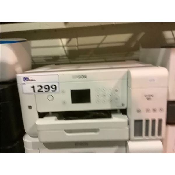 EPSON ET-3710 PRINTER OUT OF BOX (NO POWER CORD)