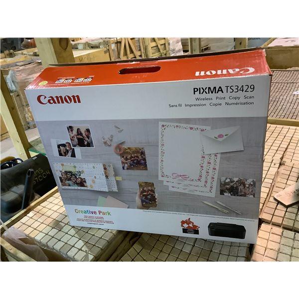 CANON PIXMA TS3429 PRINTER