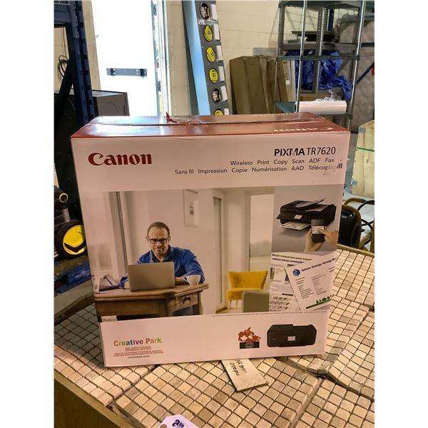 CANON PIXMA TR7620 PRINTER