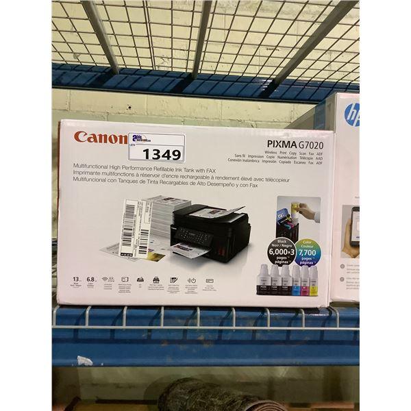 CANON PIXMA G7020 PRINTER
