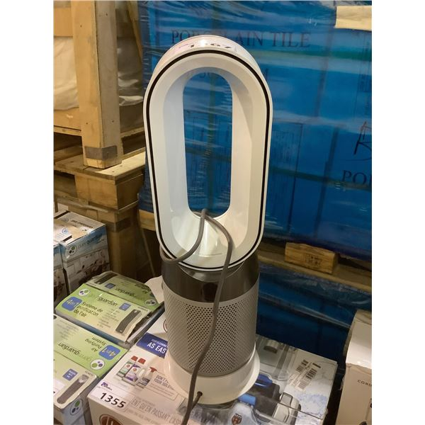 DYSON AIR MULTIPLIER WITH POWER CORD, NO REMOTE (TESTED WORKING)