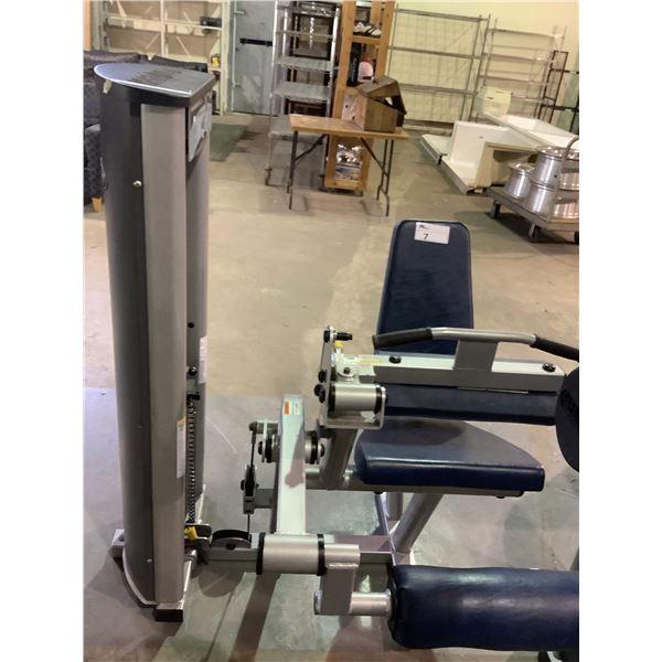 PARAMOUNT SEATED LEG CURL MACHINE XL-200