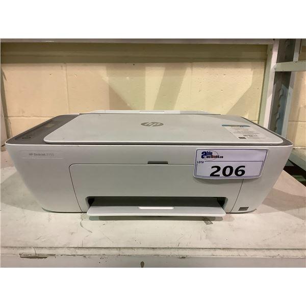 HP DESKJET 2755 PRINTER NO POWER CORD
