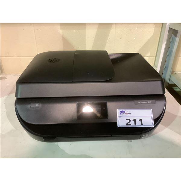 HP OFFICEJET 5260 PRINTER NO POWER CORD