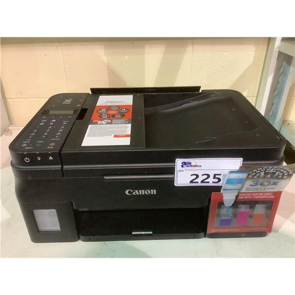 CANON PIXMA G4210 PRINTER NO POWER CORD