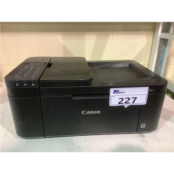 CANON PIXMA TR4527 PRINTER NO POWER CORD