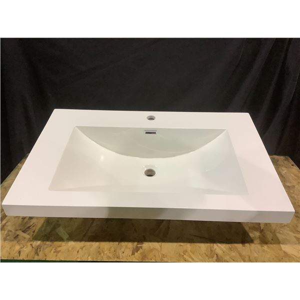 """NEW OUT OF BOX SINK APPROX. 31 3/4"""" X 19 3/4"""""""