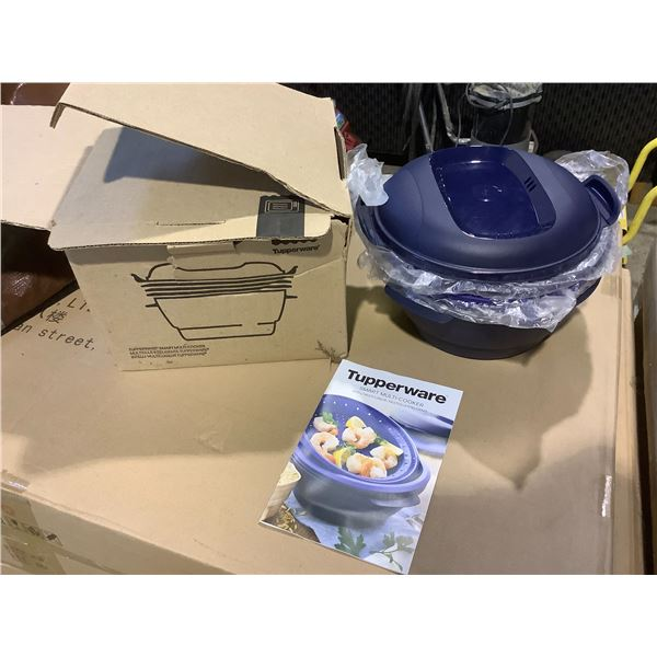 NEW IN BOX TUPPERWARE SMART MULTI COOKER